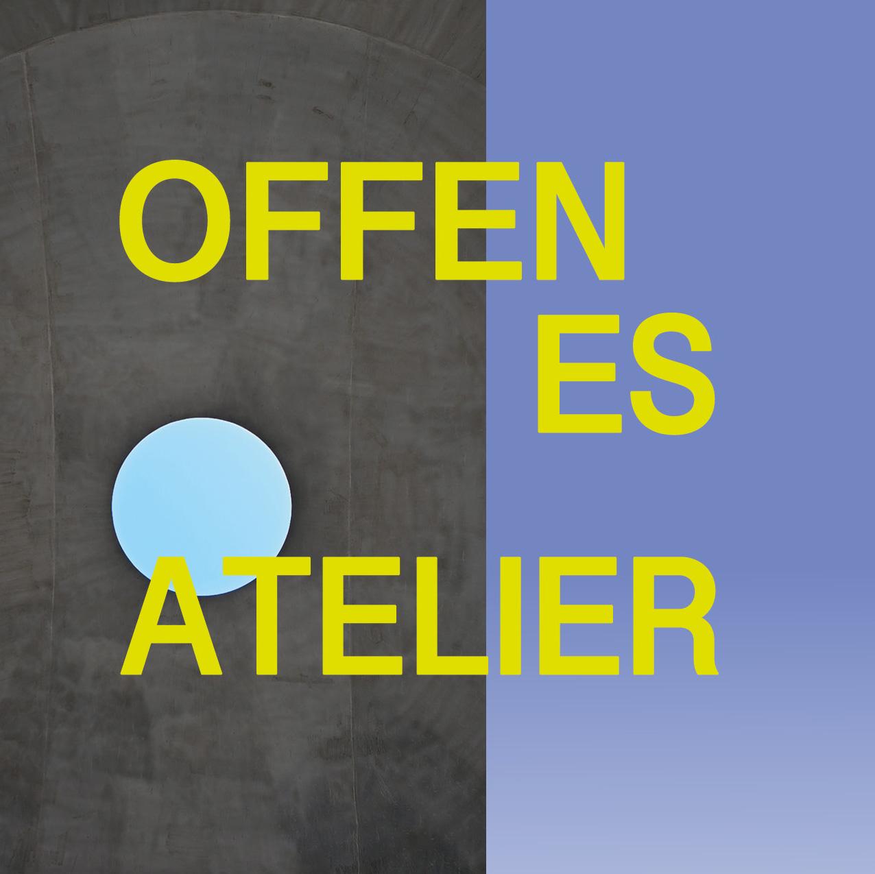 Offenes Atelier 2021